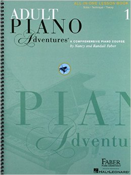 Faber Adult Piano Method