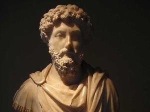Roman Emperor and Stoic Marcus Aurelius